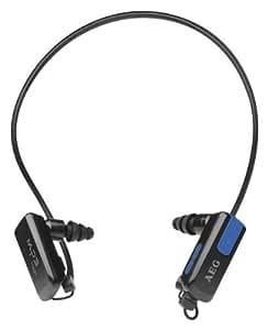AEG MMS 4218 MP3 Player 4GB (Integrierte In-Ear Kopfhörer, USB 2.0)