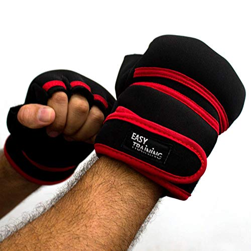 Easy Training Guantes lastrados - 1 kg