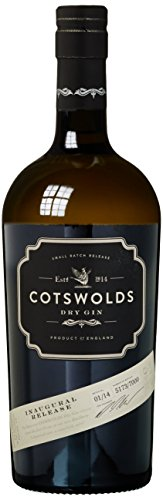 Cotswolds Dry Gin (1 x 0.7 l)