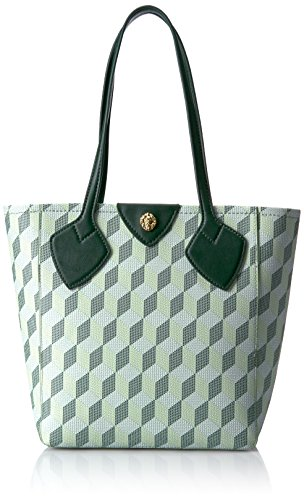 anne-klein-georgia-medium-tote-pistachio-multi