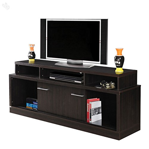 Royal Oak Magna TV Stand (Dark Brown)
