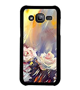 Fuson Designer Back Case Cover for Samsung Galaxy J7 J700F (2015) :: Samsung Galaxy J7 Duos (Old Model) :: Samsung Galaxy J7 J700M J700H (Painting Artistic Colourful Beautiful Lovely)