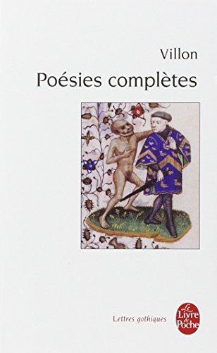 Poésies complètes par François Villon