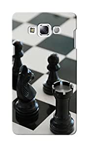 CimaCase Chessboard Designer 3D Printed Case Cover For Samsung Galaxy E7