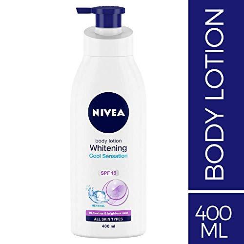 Nivea Whitening Cool Sensation Body Lotion, 400ml
