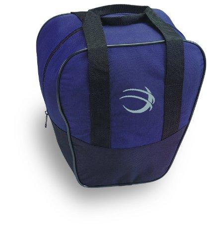BSI Nova Single Ball Tasche, Unisex, Marineblau/Schwarz -