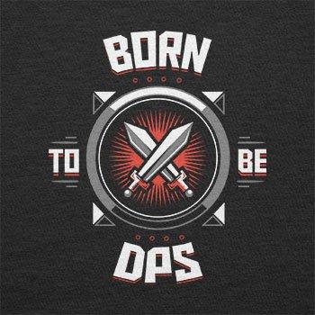 Texlab–Born To Be DPS–sacchetto di stoffa Nero