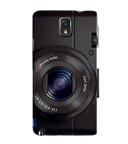 Snapdilla Stylish Nikon Classic Digital Camera Focus Zoom Lens Phone Case for Samsung Galaxy Note 3 :: Samsung Galaxy Note III :: Samsung Galaxy Note 3 N9002 :: Samsung Galaxy Note N9000 N9005  available at amazon for Rs.434