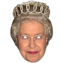 Queen Elizabeth mask (máscara/ careta)