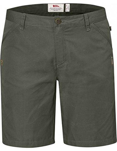 Fjällräven Damen High Coast W Shorts, Mountain Grey, 34