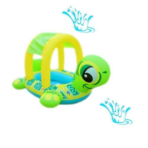Unbekannt Schwimmboot mit Dach (schildkröte)