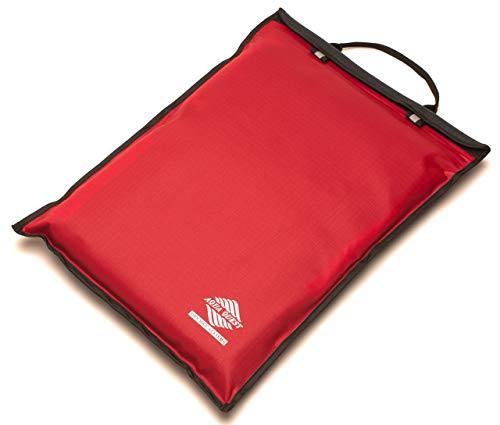 """Aqua Quest Storm Laptop Tasche - 100{bf902b5b2f051d02e1a915744358ea465d69af7db06c6f10ca6c5a7078b11db0} Wasserdicht - 17\"""" - Rot"""