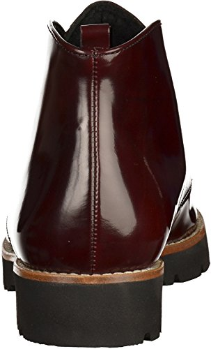 3b970e6c8ca4 ... SALE - GABOR comfort - Damen Boots - Schwarz Schuhe in Übergrößen  Bordeaux ...