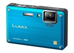 Panasonic Lumix FT1 Tough Digital Camera - Blue (12.1MP, 4.6x Optical Zoom) 2.7 inch LCD