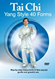 Tai Chi - Yang Style 40 Forms With Dr Paul Lam [DVD]