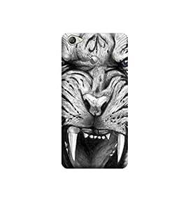 Ebby 3D Printed Back Case Cover For LeEco LeTv 1s (Premium Designer Case)O043