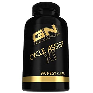GN Laboratories - Cycle Assist XT - Supplement Bodybuilding - 240 Vegy CAPS