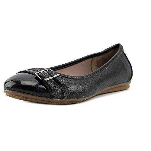 easy-spirit-greanna-mujer-us-7-negro-zapatos-planos