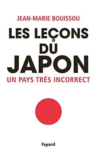 Les leçons du Japon: Un pays très incorrect