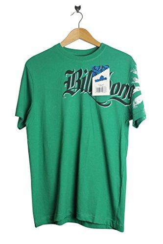 Billabong -  T-shirt - Maniche corte  - Uomo verde Small