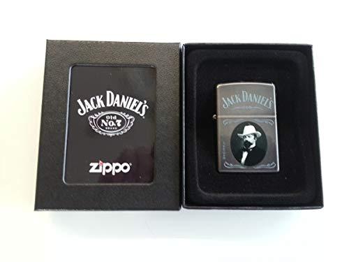 Zippo Jack Daniels limitiert auf 500 Stück - Daniels Jack Lichter