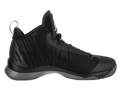 Nike Herren 844677-005 Basketball Turnschuhe Grau