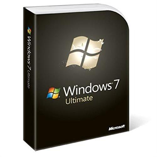 MS 1x Windows 7 Ultimate SP1 611 64bit DVD OEM LCP (Windows 7 Ultimate Oem 64bit)