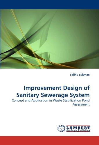Improvement Design of Sanitary Sewerage System