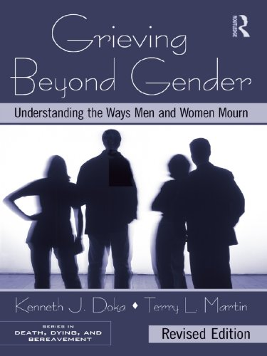 Grieving Beyond Gender: Understanding the Ways Men and Women Mourn, Revised Edition (Series in Death, Dying, and Bereavement) (English Edition) - Adaptive Terry