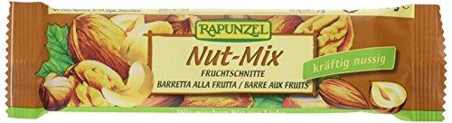 Rapunzel Fruchtschnitte Nut-Mix, 5er Pack (5 x 40 g) - Bio