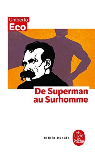 De superman au surhomme par Umberto Eco