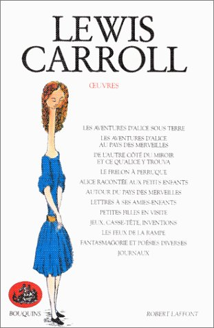 Lewis Carroll Oeuvres [Pdf/ePub] eBook