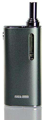 iStick Basic 2.300 mAh/GS Air 2 Verdampfer 2ml/E-Zigaretten Set - Farbe: grau