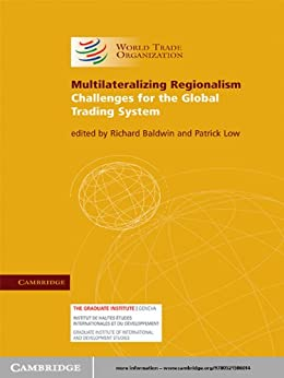 Challenges confronting the international trading system