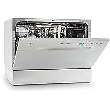 Klarstein Amazonia 6 Argentea Spülmaschine Tischgeschirrspülmaschine