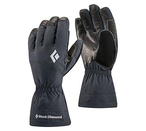 Black Diamond Gants Glissade - Gants 4 Saisons imperméables avec Doublure en Fibre Polaire - pour diverses activités d'hiver/Unisexe