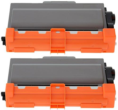 TONER EXPERTE® 2 Toner kompatibel für Brother TN3380 HL-5440D HL-5450D HL-5450DN HL-5470DW HL-5480DW HL-6180DW MFC-8510DN MFC-8520DN MFC-8950DW MFC-8950DWT DCP-8110DN DCP-8250DN (8000 Seiten)