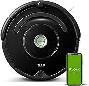 iRobot Roomba 671 WLAN Dammsugare, 33 W, 0,6 l, Svart