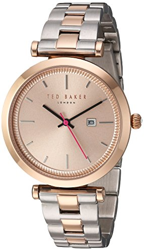 Ted Baker Women's 'AVA' Quartz Stainless Steel Dress WatchMulti Color (Model: 10031523)