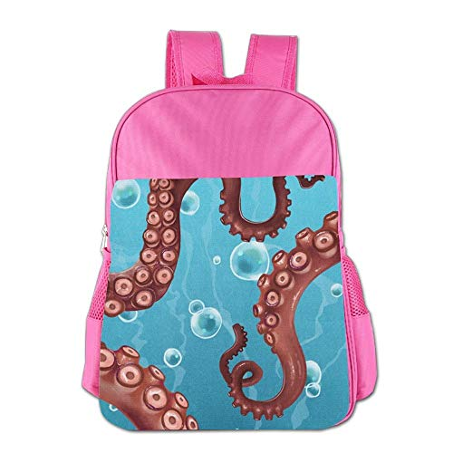 Octopus Legs Children School Backpack Carry Bag for Teens Boy Girl School Girl Leg