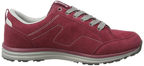 Bruetting Novel Damen Sneakers Rot (bordeaux/grau)