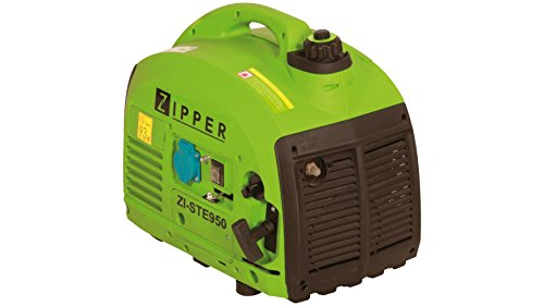 ZIPPER Stromerzeuger ZI-STE950A mit 1 x 230 V-Steckdose (50 Hz)