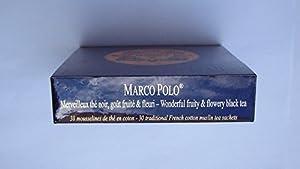 Mariage Frères - MARCO POLO - Boîte de 30 sachets mousseline de thé
