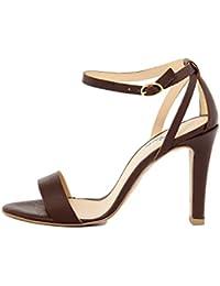 Chaussures à boucle Gianni Gregori roses femme SlNvzsl7