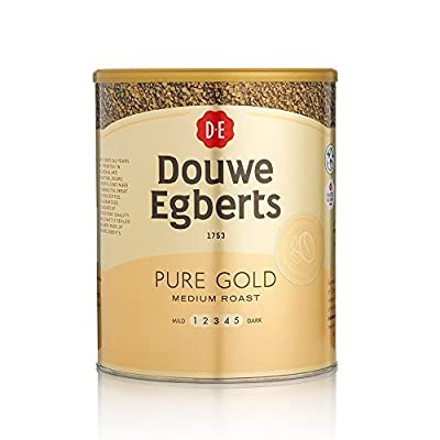 Douwe Egberts Pure Gold Instant Coffee Drum - 750gm from Douwe Egberts