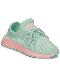 separation shoes b27a1 1bca5 adidas Unisex-Kinder Deerupt Runner C Gymnastikschuhe