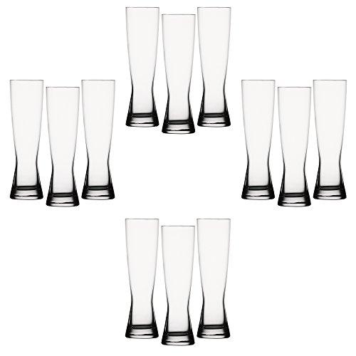 Spiegelau & Nachtmann 9528050 Weizenbierglas 0,3 L Stück/12 952 50 Vino Grande Vino Grande
