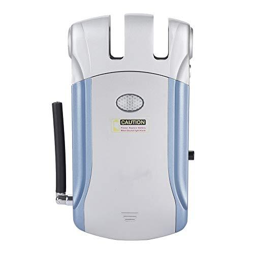 Bloqueo electronico inalambrico, Bloqueo de control remoto invisible sin llave, Antirrobo inteligente, Estabilidad de la señal