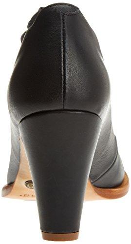 Neosens Damen S938 Suave Black/Beba Riemchenpumps Schwarz (Black)