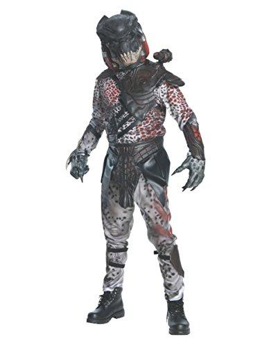 e (Predator Kostüm Halloween)